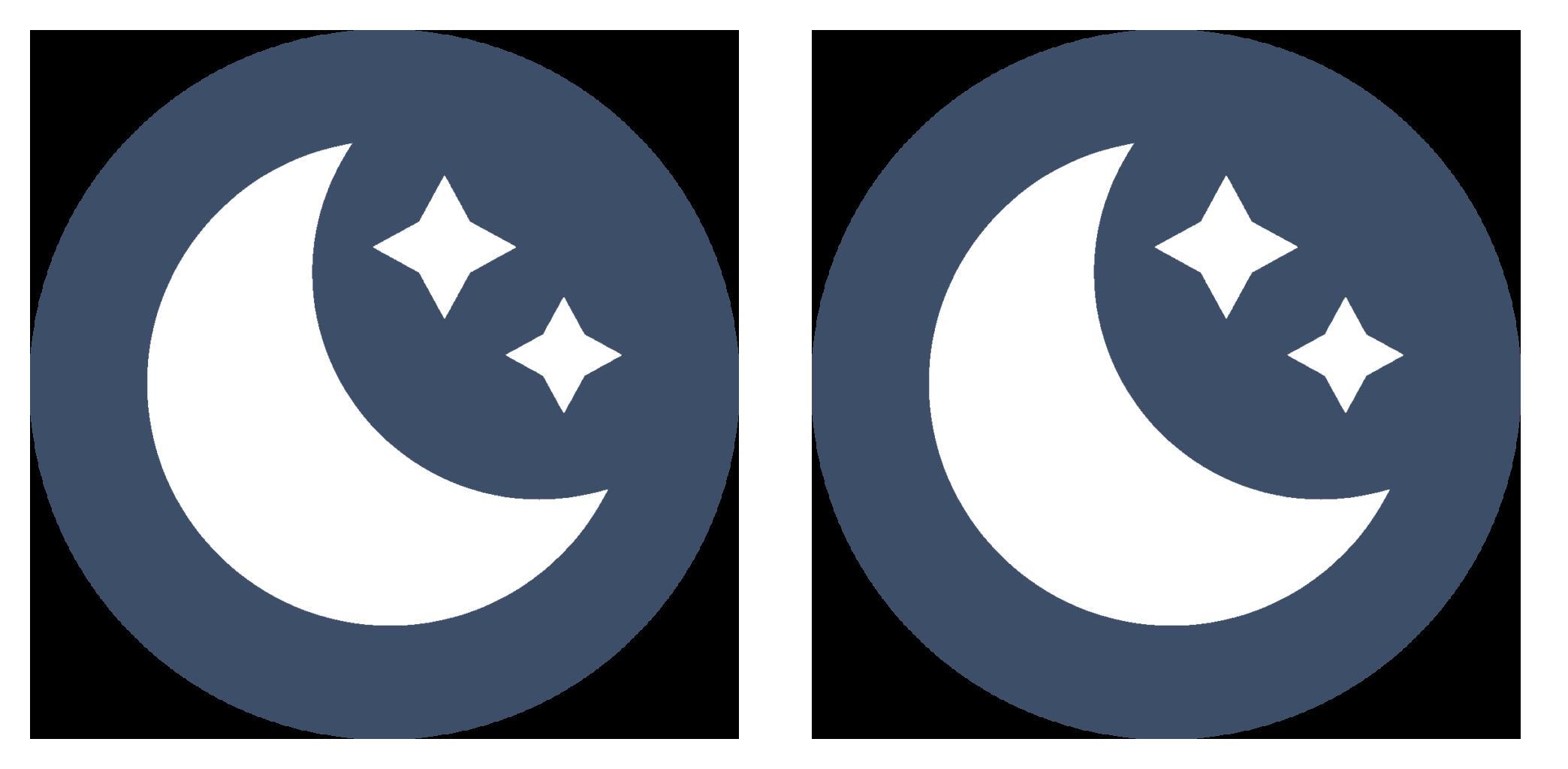2 moons